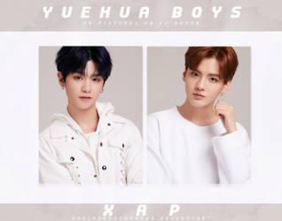 Photopack 3254 // Yuehua Boys. by xAsianPhotopacks