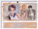 Photopack 3914 // BTS (LY - Answer) (L Ver).