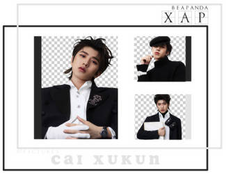 Pack Png 674 // Cai Xukun by xAsianPhotopacks