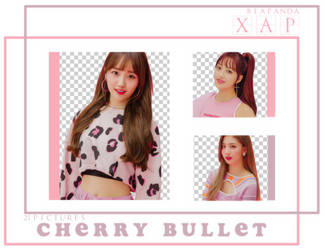 Pack Png 675 // Cherry Bullet (LPCB) by xAsianPhotopacks