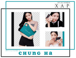Pack Png 677 // CHUNG HA by xAsianPhotopacks
