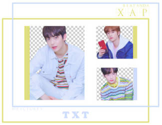 Pack Png 685 // TXT (The Dream Chapter - STAR) by xAsianPhotopacks