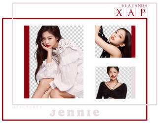 Pack Png 692 // Jennie (BLACKPINK) by xAsianPhotopacks