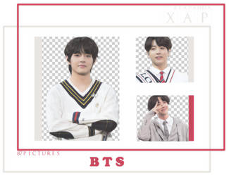 Pack Png 694 // BTS by xAsianPhotopacks