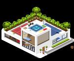 Pixel home dream