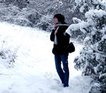 Lost in snowflakes