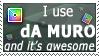 I use dA MURO