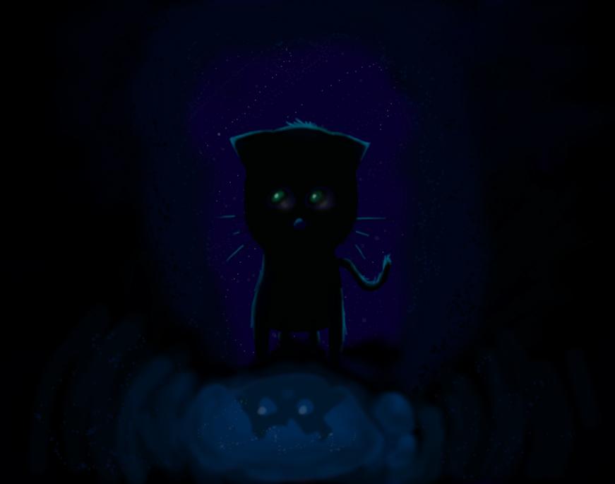 Kitty muro by MixedMilkChOcOlate