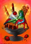 Ice Cream Coloring contest
