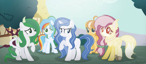 |MLP:NG|Those Pony are Cockney by ShiroSunshineYT