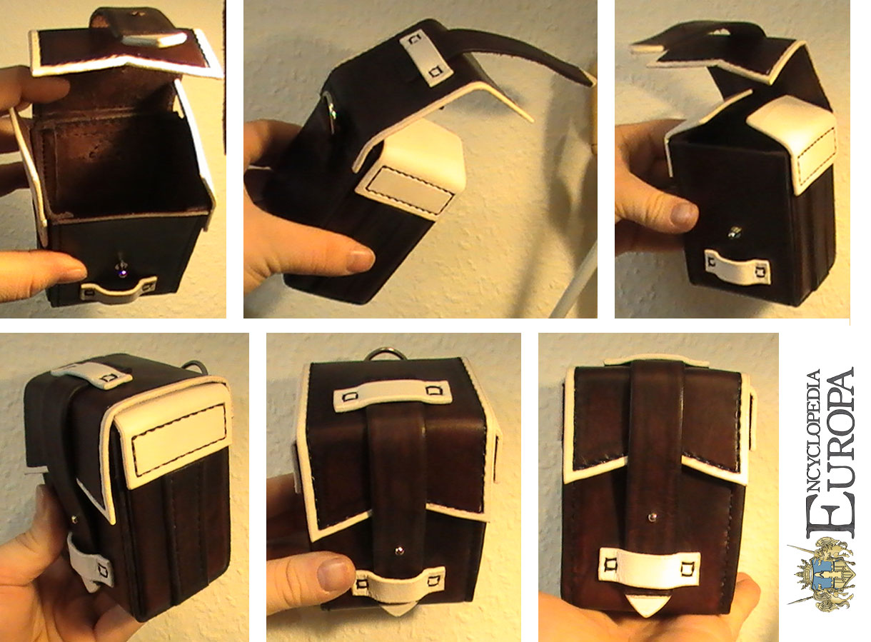 Ammo Bag - Valkyria Chronicles by Simbaen