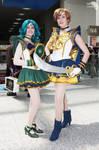 Sailor Moon - Destined Cousins