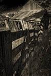 Old shed by GeoffSporne