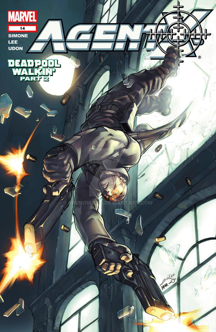 Agent X 14 by brunoRules