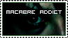 Macabre Addict - Stamp by emotional-creature