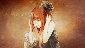 Im so alone... by Yophi-Bo