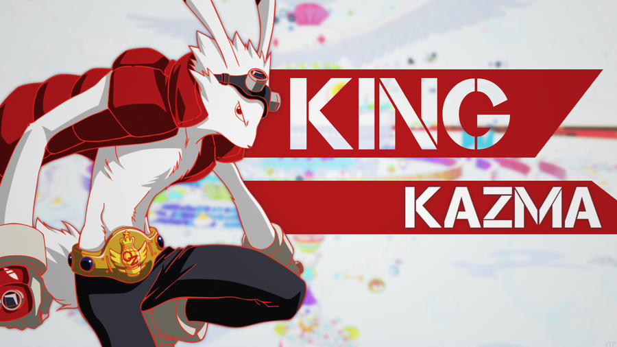 King Kazma by Yophi-Bo