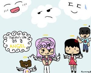 Maruko's Life as a Angel