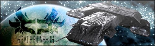 SpacePioneers Banner by piranha-design