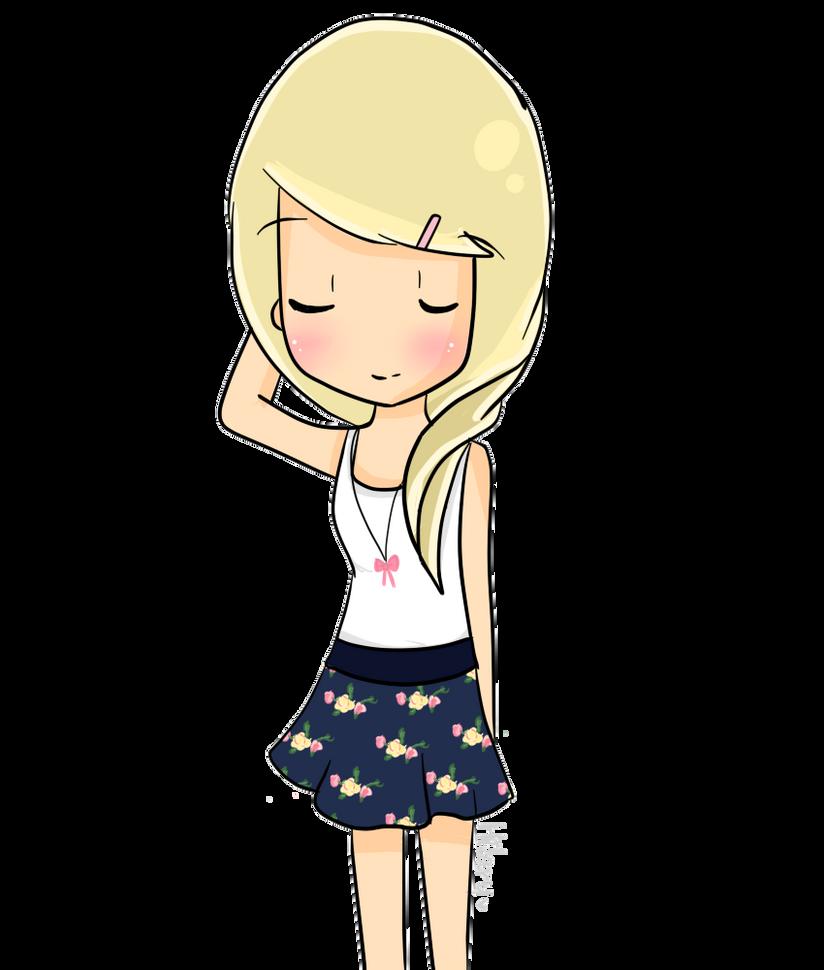 سكرابز بنات كرتونيةرائعه floral_skirt_by_toas