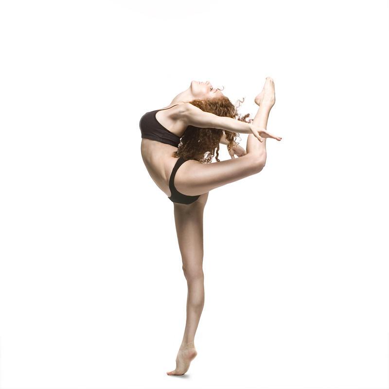 Dancer on white by npoz1