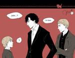 Sherlock x The Hobbit