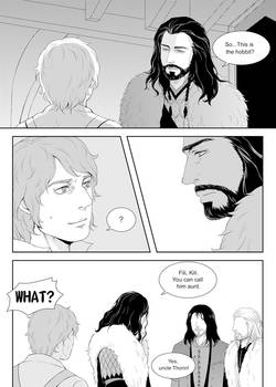 The Hobbit: An Unexpected Romance