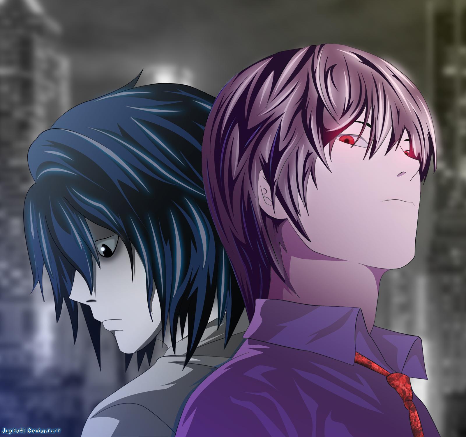 death note anime kira - photo #12