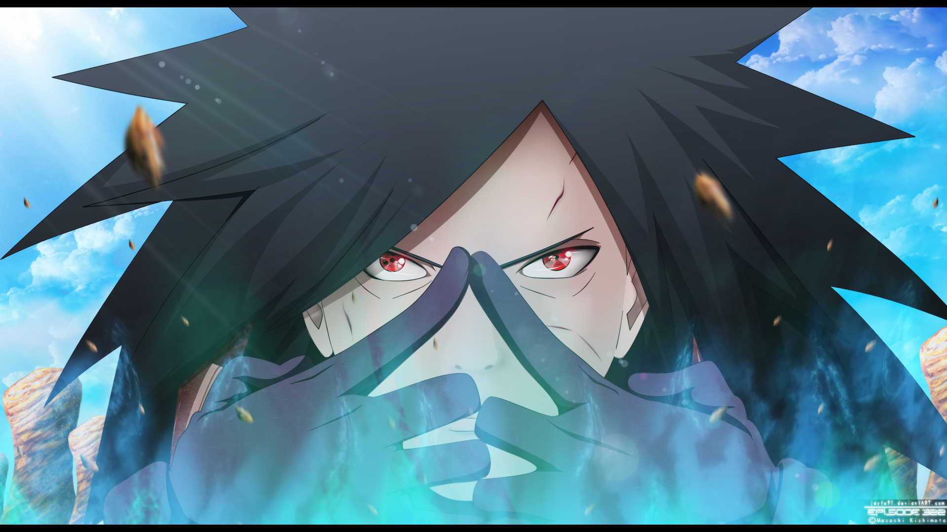 Katon - Gouka Mekkyaku (Uchiha Madara's Power) by Jayto91