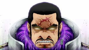 Issho Admiral Fujitora
