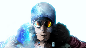 Kuzan Ex Admiral Aokiji