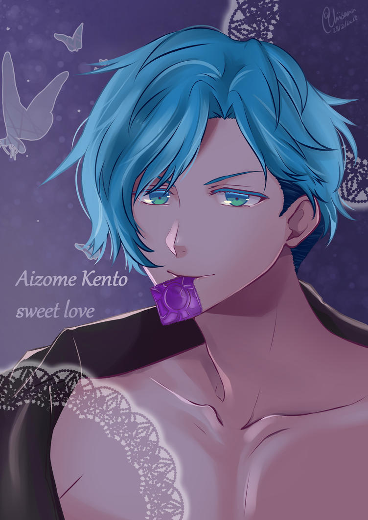 Aizome Kento- Sweet Love by Chiiisana