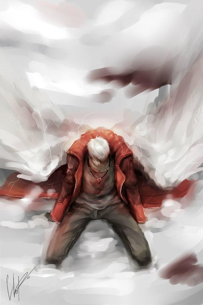 Dante by Chi-roColor