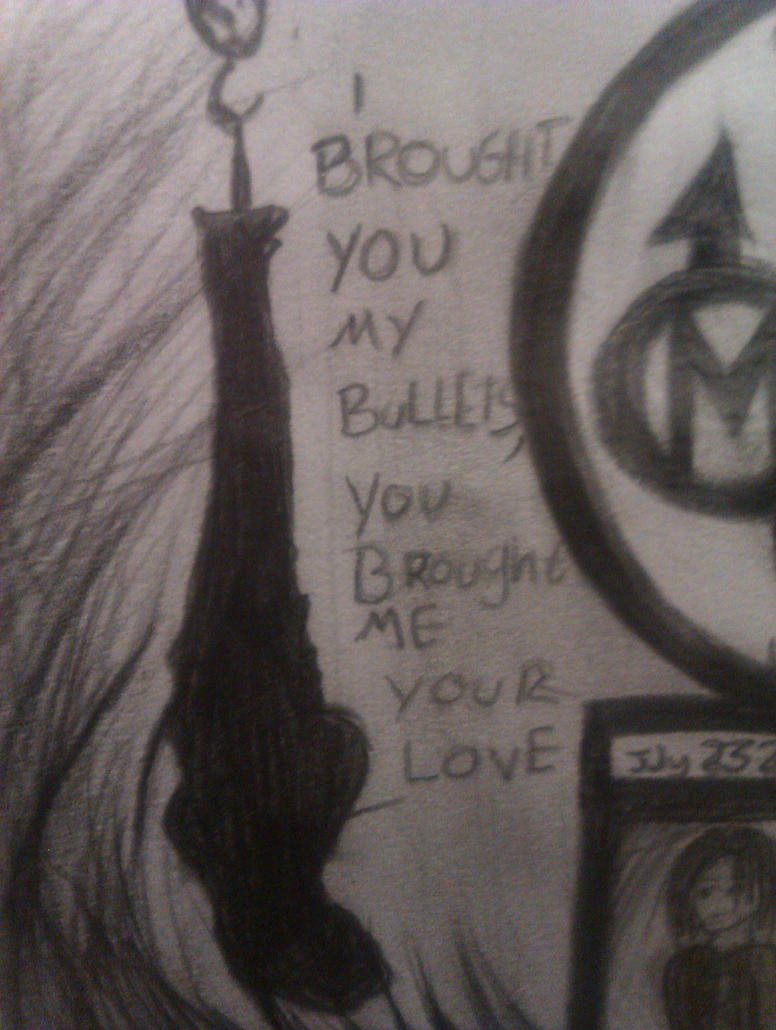 My Chemical Romance- Bullets by wyldrose111