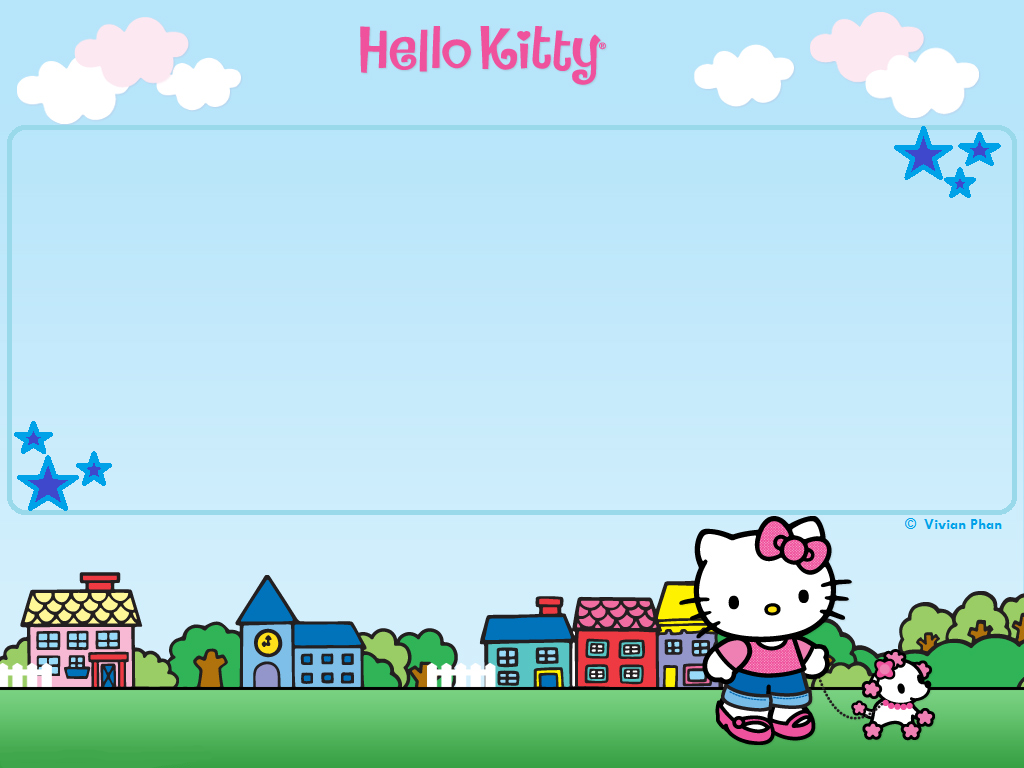 Pretty Hello Kitty Letter Template Pictures Party Images Design