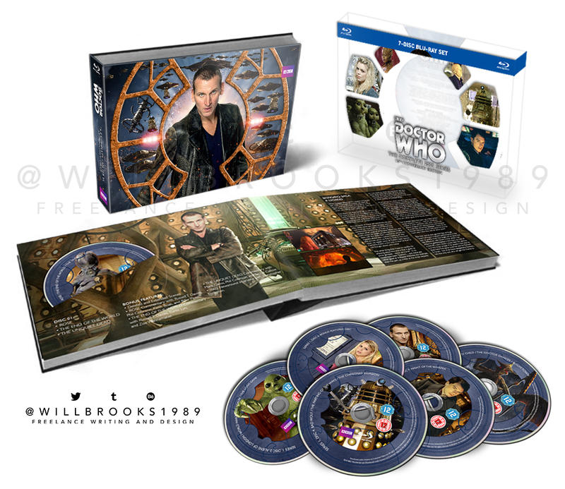 Doctor Who - Series One 10th Anniversary Edition by willbrooks