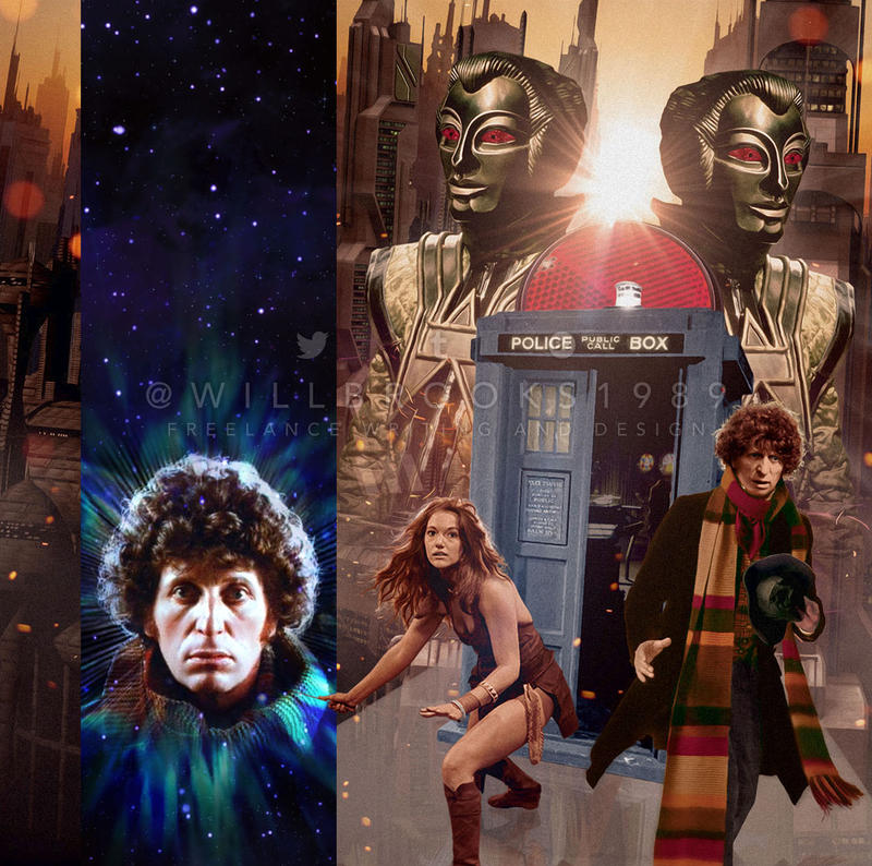 Doctor Who - Corpse Marker by willbrooks