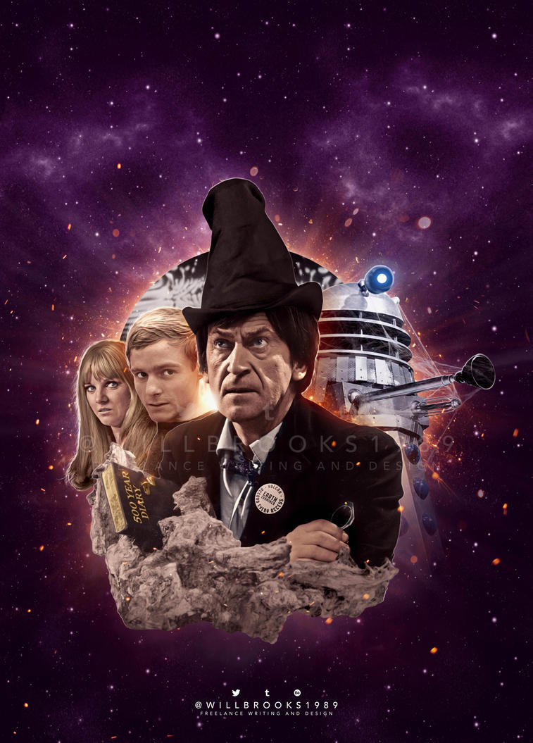 Doctor Who - The Power of the Daleks by willbrooks