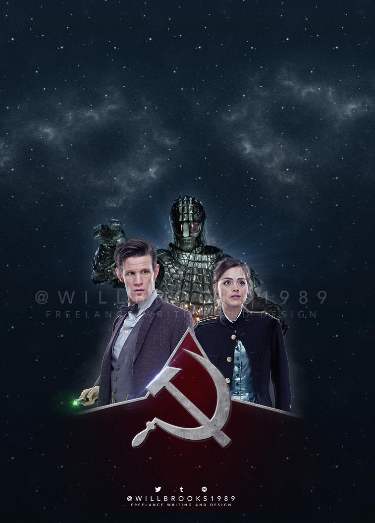 Doctor Who - Cold War by willbrooks