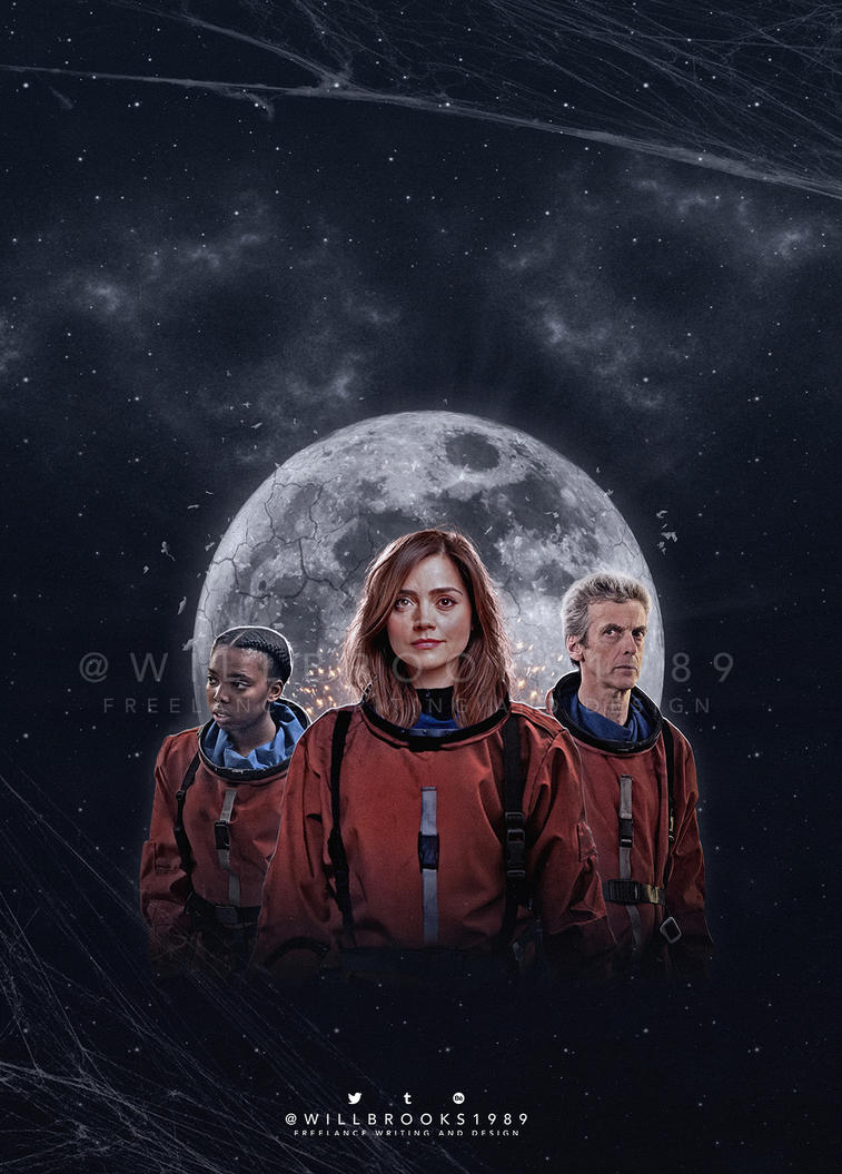 Doctor Who - Kill the Moon by willbrooks