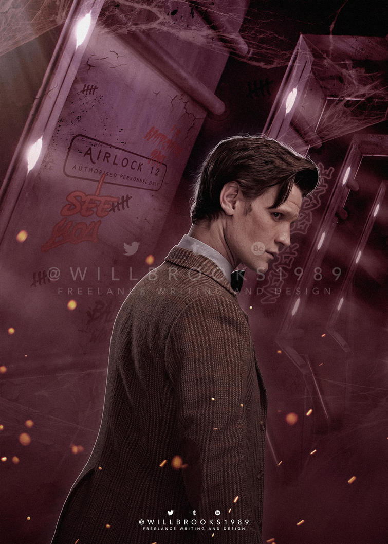 Doctor Who - Titan Comics: Eleventh Doctor #2.3 by willbrooks