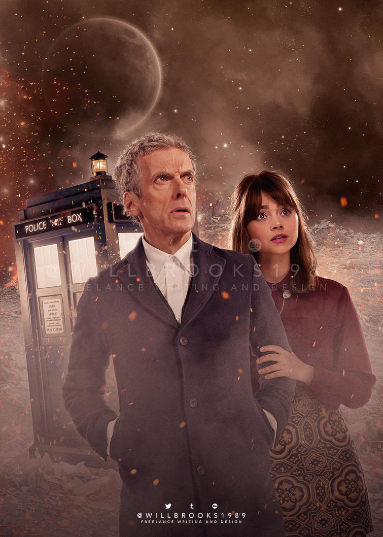Doctor Who - Titan Comics: Twelfth Doctor #1.15 by willbrooks