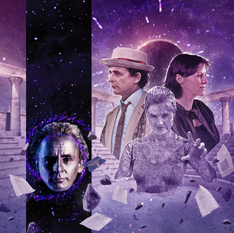Doctor Who - Theatre of War by willbrooks