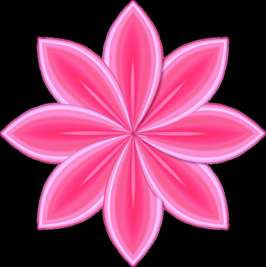 flower-pink-2-002 by gimpZora