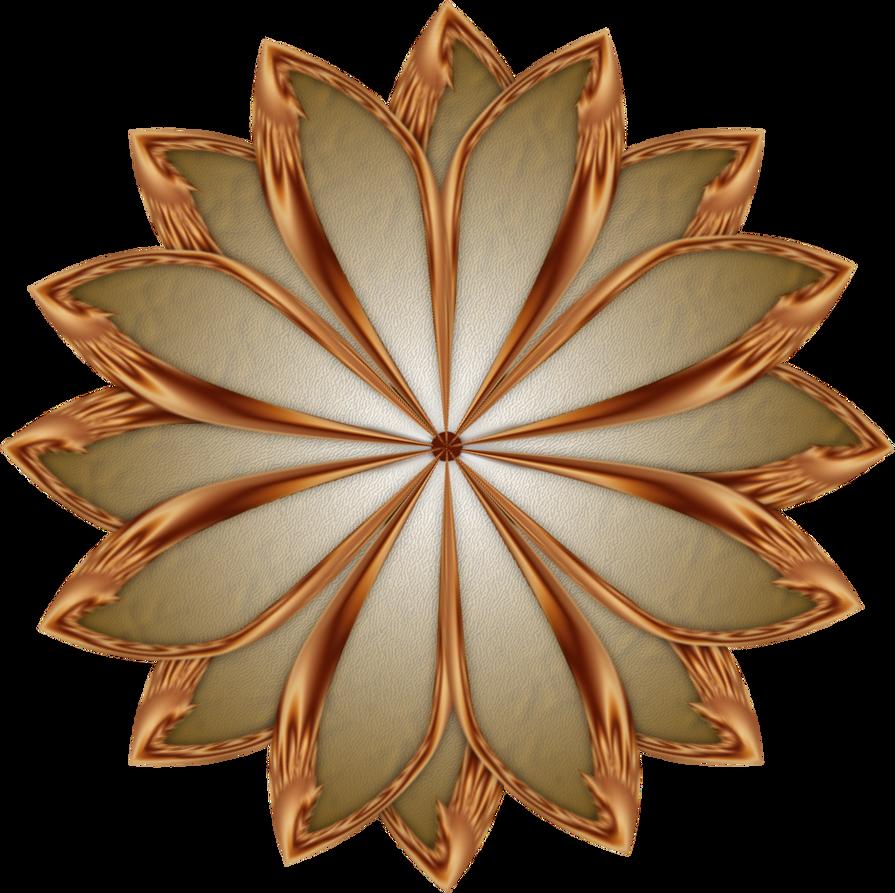 flower-1-kupfer-003 by gimpZora