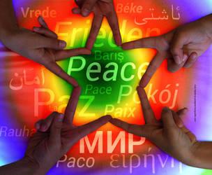 Peace by gimpZora
