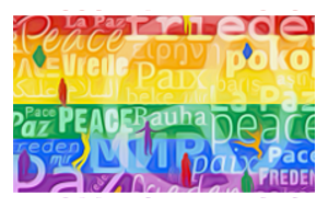Peace, Stamp by gimpZora