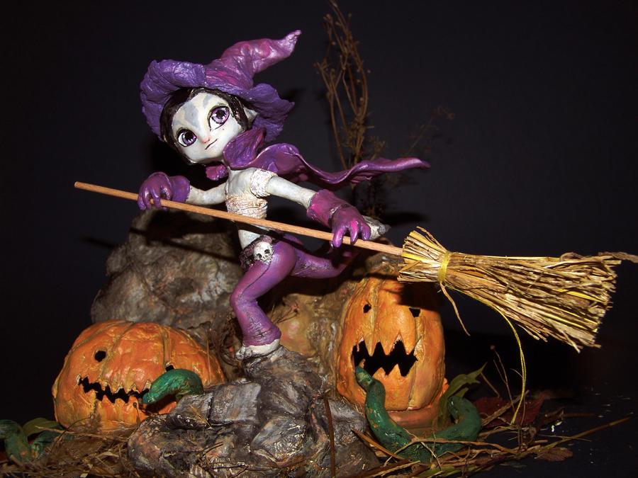 Guild Wars 2- Halloween Diorama by BlueEveningstar on DeviantArt