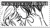 Hanjuku Joshi stamp by popcorncomics
