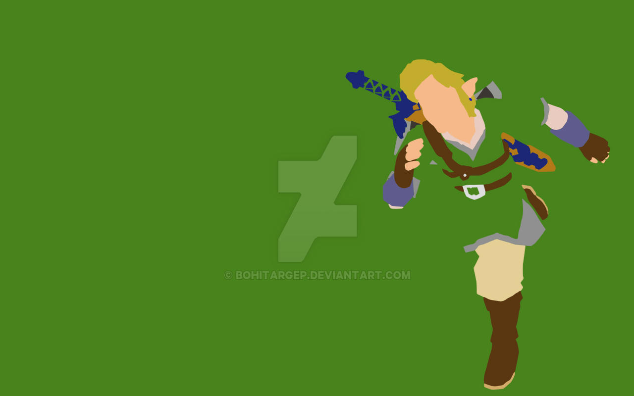 zelda minimalist wallpaper - photo #7